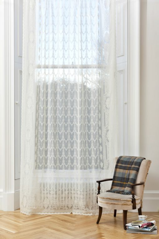 Arran Madras Curtain