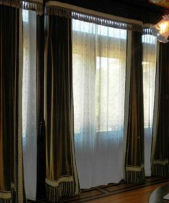 Eastlake Curtain