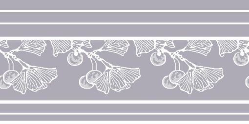 Gingko Leaf Valance
